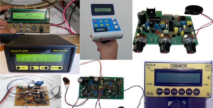مدارهای تفریحی و آماتوری که سالهاست توسط فروشندگان با عناوین مختلف فروخته میشوند مولتی فلزیاب هوشمند FISHER SMART COMBO