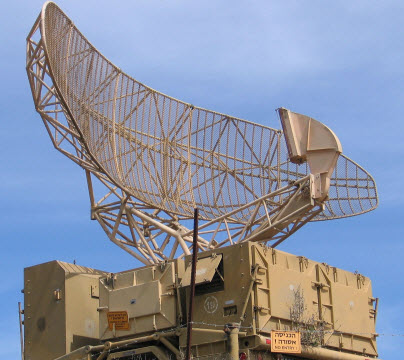 Radar hatzerim 1 1 رادار (Radar)