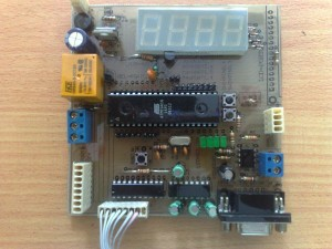amozesh avr 300x225 پروژه ساخت برد آموزشی AVR
