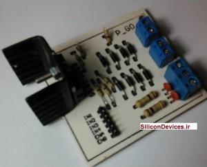 l298 300x243 مدار و PCB ماژول درایور L298